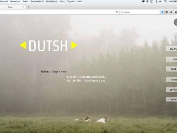 Dutsh website1